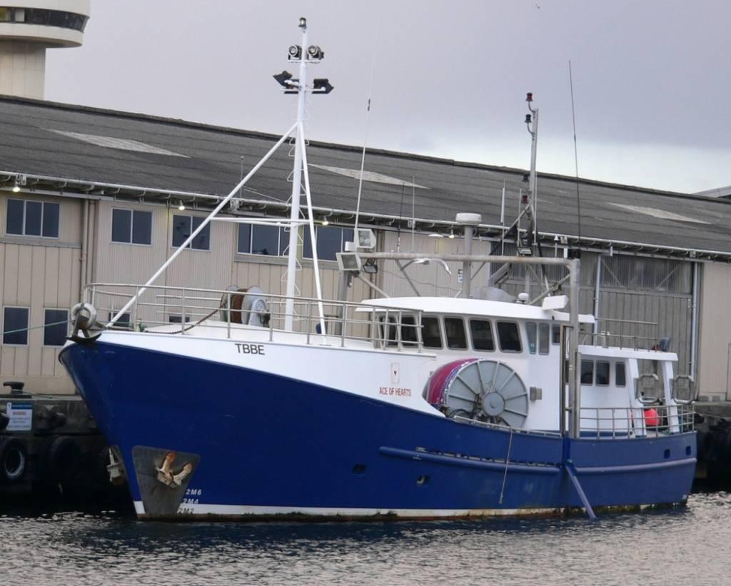 A SESSF vessel